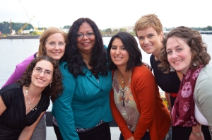 Healthy Teen Network's Education & Outreach Department